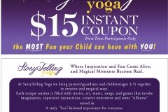 Hans Story Telling Yoga - referal coupon